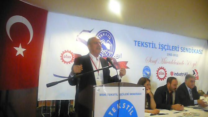 Eski Genel Başkanımız Rıdvan Budak konuşuyor
