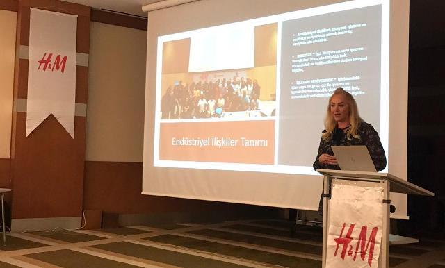 Leyla Ertur (H&M ülke müdürü)